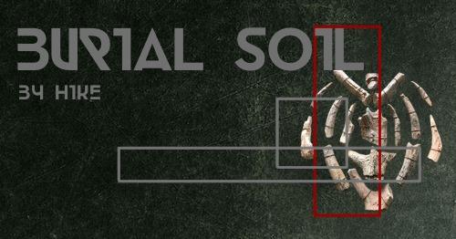 burial soil